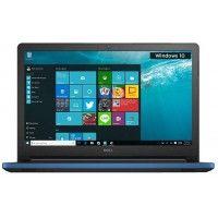 Dell Inspiron 5558 Notebook (5th Gen Core i5-5200U- 4GB RAM- 1TB HDD- 39.6 cm (15.6)- Windows 10 Home) (Blue)