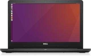 Dell Inspiron 3565 A561237UIN9 (APU Dual Core E2/4GB/500GB HDD/Ubuntu/15.6 Inch) Black