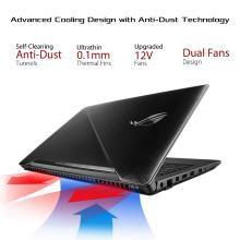 ASUS ROG Strix GL503GE-EN041T 15 6-inch Laptop (8th Gen Core  i7-8750H/8GB/1TB/Windows 10/4GB Graphics,128 PCIE SSD), Black Metal
