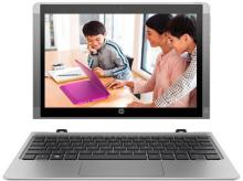 HP Atom Quad Core - (2 GB/32 GB EMMC Storage/Windows 10 Home) x2 210 2 in 1 Laptop(10.1 inch, Silver, 1.139 kg)