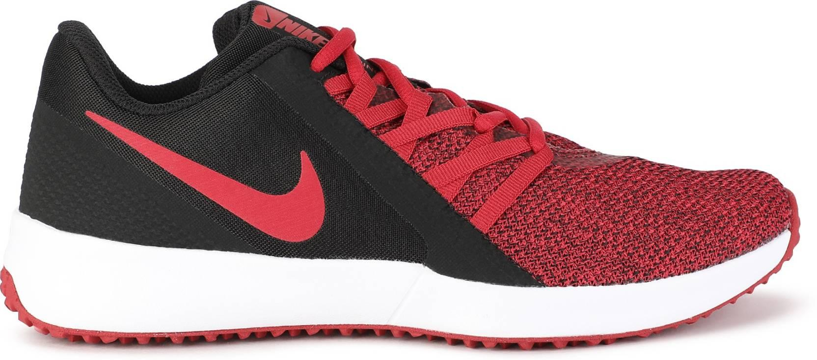 NikeVarsity Compete Trainer Training & Gym Shoe For Men(Red, Black)