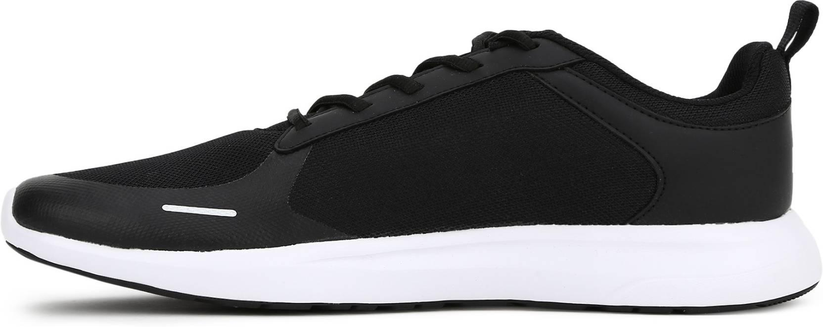 PumaJaunt IDP Running Shoes For Men(Black)