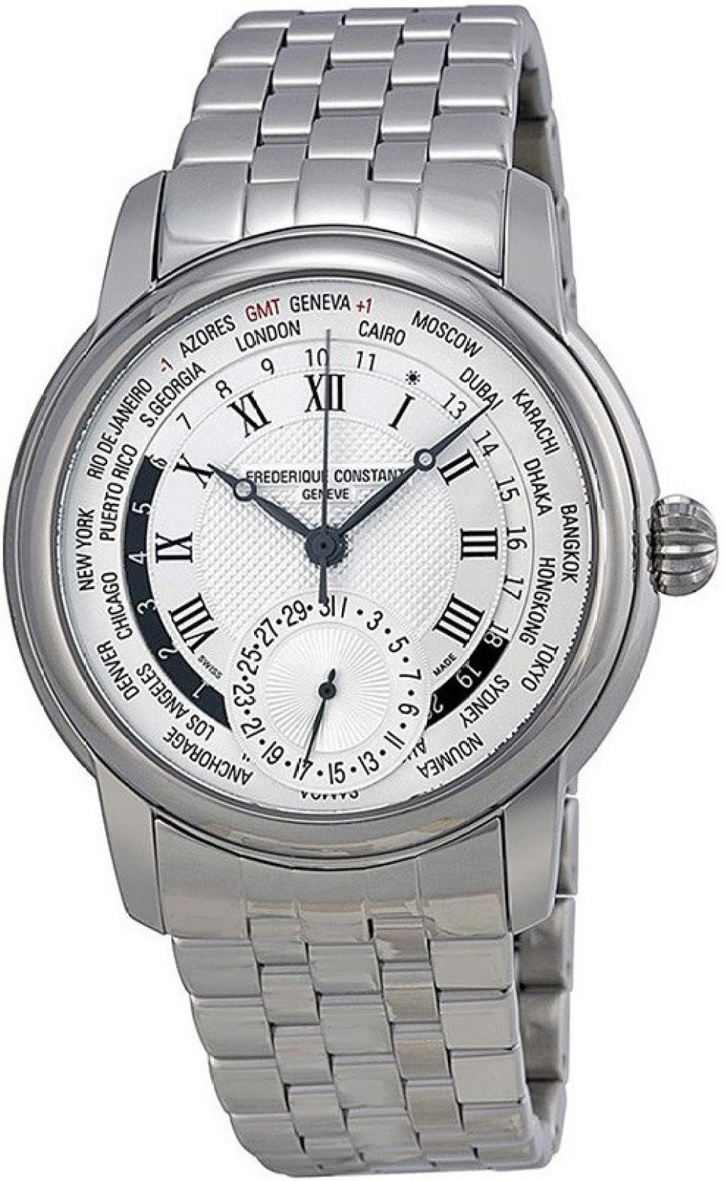 Frederique Constant FC-718MC4H6B Watch - For Men