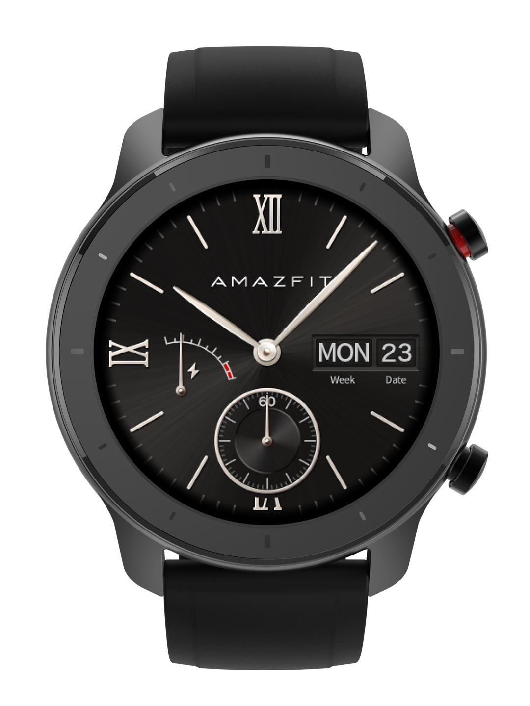 Amazfit Unisex Black GTR Smartwatch A1910