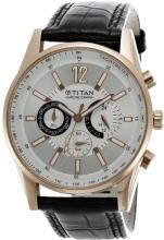 Titan NC9322WL01 Octane Analog Watch - For Men