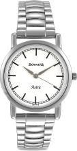 Sonata 77049SM02CJ Analog Watch - For Men