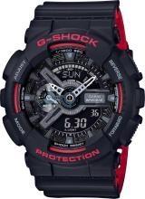 Casio G700 GA-110HR-1ADR Analog-Digital Watch - For Men