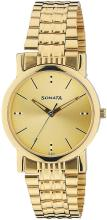 Sonata NK7987YM06 Analog Watch - For Men