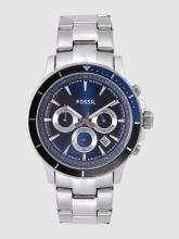 Fossil Men Navy Blue Analogue Watch CH2927