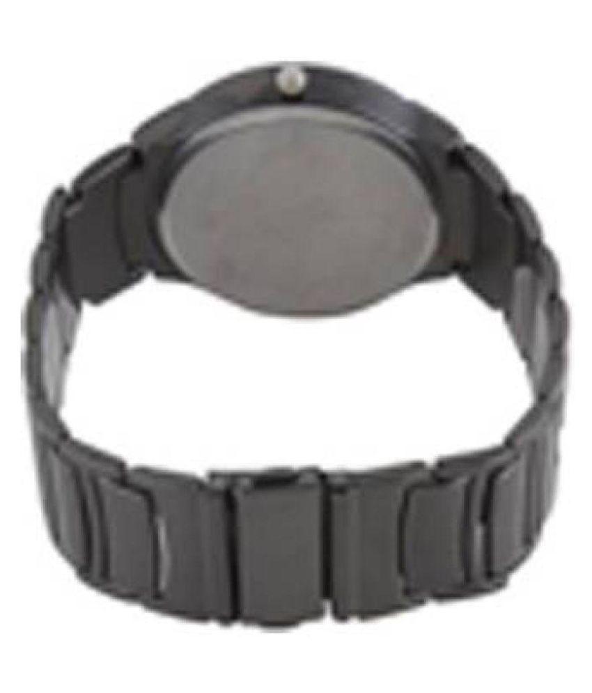 Aivor Watch Co. Black Analog Watch