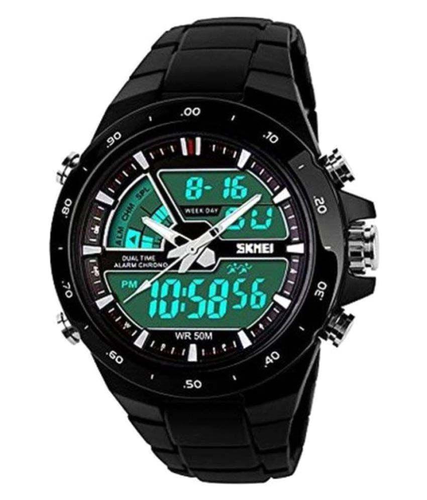 Skmei 1016 Black Watch