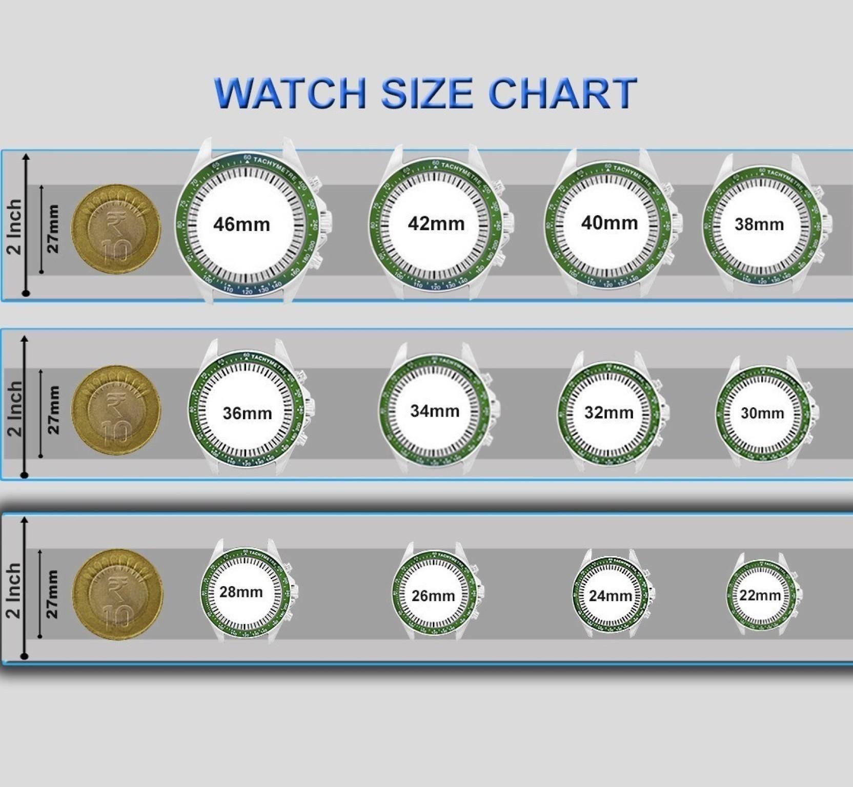 Curren 8023 Watch - For Men