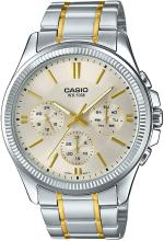 Casio A1657 Enticer Men's Analog Watch - For Men
