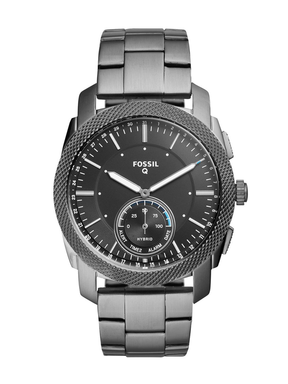 Fossil Unisex Grey Smart Watch FTW1166