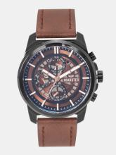 Roadster Men Bronze-Toned Analogue Watch MFB-PN-NF9129