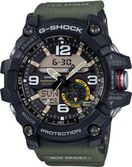 Casio G662 GG-1000-1A3DR Analog-Digital Watch - For Men