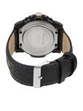 maxima Men Black Analogue Watch O-45846LPGW