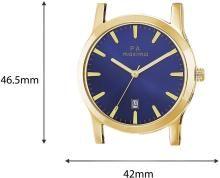 Maxima O-46981LMGY Analog Watch - For Men