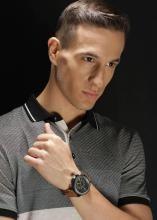 Fastrack NG38015PL03CJ Analog Watch - For Men