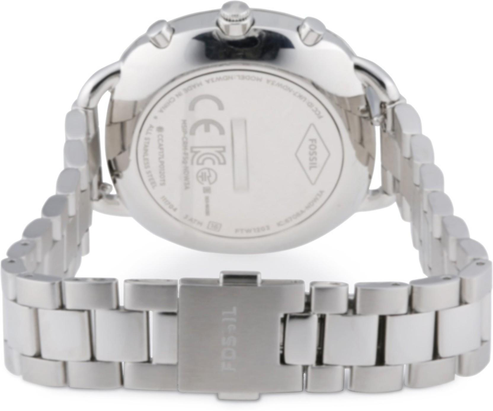 Fossil FTW1202 Q Accompli Watch - For Women