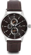 Titan 9441SL03 Smart Steel Analog Watch - For Men