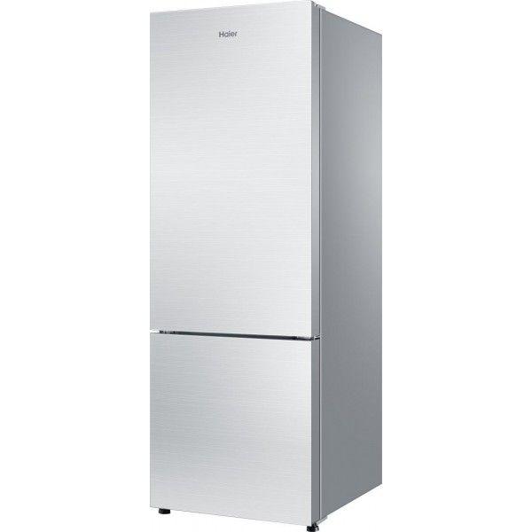 haier refrigerator double door. haier hrb -3404psg-r 320 l double door refrigerator silver glass r