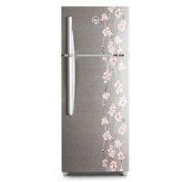 Godrej RT Eon 241 P 4.3 241L Double Door Refrigerator Silver Meadow