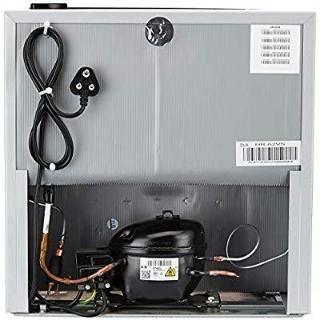 Haier 52 L 3 Star (2019) Direct Cool Single Door Refrigerator(HR-62VS, Silver)