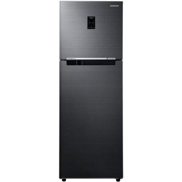 Samsung RT34K3723BS/HL 321L Double-Door Refrigerator Black