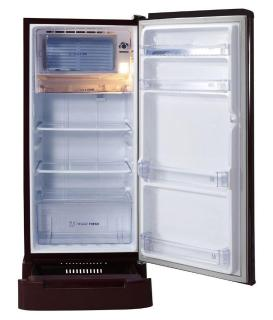 Whirlpool 185 Ltr 3 Star Icemagic Single Door Refrigerator - Maroon