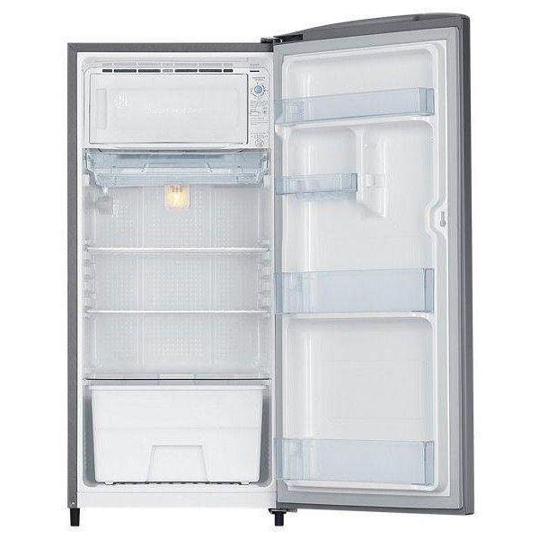 Samsung Rr19j20c3se 192 L Single Door Refrigerator Silver