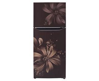 LG GL-Q282SHAM 255 Litres Double Door Frost Free Refrigerator (Hazel Aster)