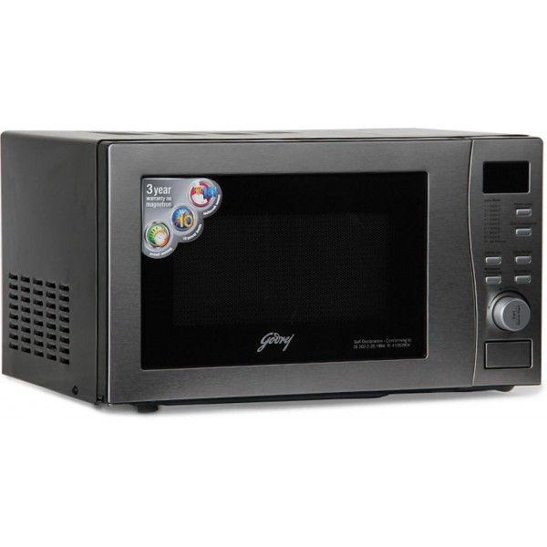 Rej Gmx 20ca6plz 20 L Convection Microwave Oven Black