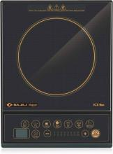 Bajaj Majesty ICX Neo Induction Induction Cooktop(Black, Push Button)