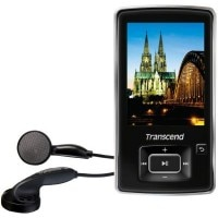 Transcend MP 870 4GB MP3 Player