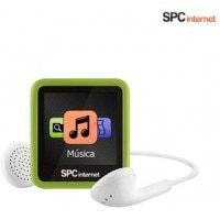 Spc 823 4Gb Mp4 Player - Lime Green