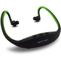Sports O1 4GB MP3 Player Green