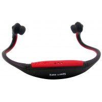 Vizio VZ-SP01 Sport MP3 Player Black & Red