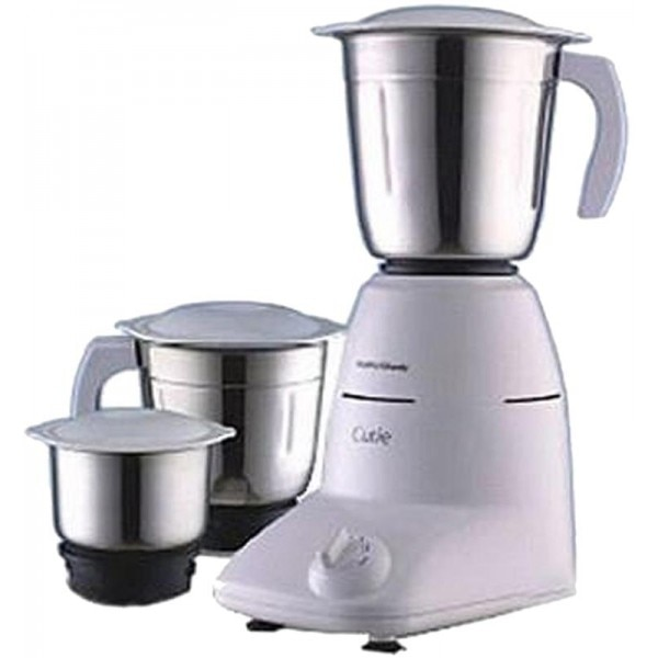 Morphy Richards 750 Watts Mixer: Morphy Richards Cutie Mixer Grinder Price In India With Offers & Full Specifications
