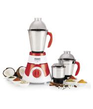 Usha Imprezza 3576 750 W Juicer Mixer Grinder Red