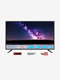 Sanyo 108 cm (43 Inches) Smart Full HD LED TV Nebula XT-43A081F (Black, 2019 Model)