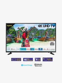 Samsung 126 cm (50 Inches) Smart 4K Ultra HD LED TV 50NU6100 (Glossy Black)