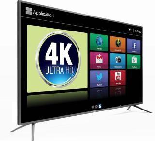 Mitashi MiDE050v03 FS 123.19cm Ultra HD 4K LED Smart TV