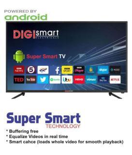 DIGISMART DIGI-32SMART 80 cm ( 32 ) Full HD (FHD) LED Television