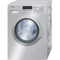 BOSCH 7 Kg Fully Automatic Front Loading Washing Machine Silver