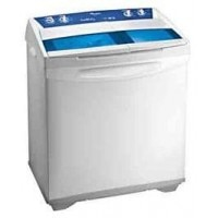 Whirlpool SUPERWASH XL I - 72S 7.2 Kg Top Loading Semi Auto White Washing Machine