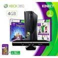 Microsoft X-Box 360 4 जीबी Kinect Holiday Bundle