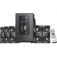 Croma CRES1082 5.1 Channel Speaker Vlack