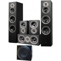 Swans JamLab-6-SUB-10 5.1 Channel Home Theatre System Black