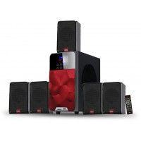 Zebronics 5.1 Computer Multimedia Speaker System - SPK-SWT8300 RUCF